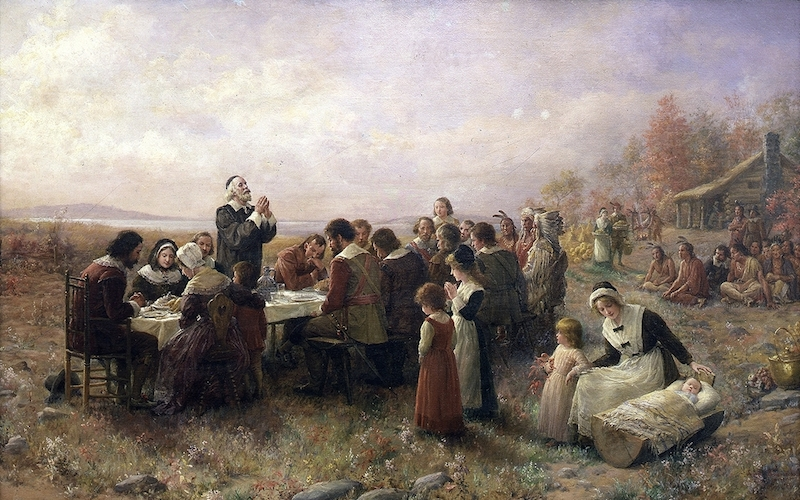 Monday Mix-ins: Plymouth Colony and Pilgrims, Part 2 - SLO ...
