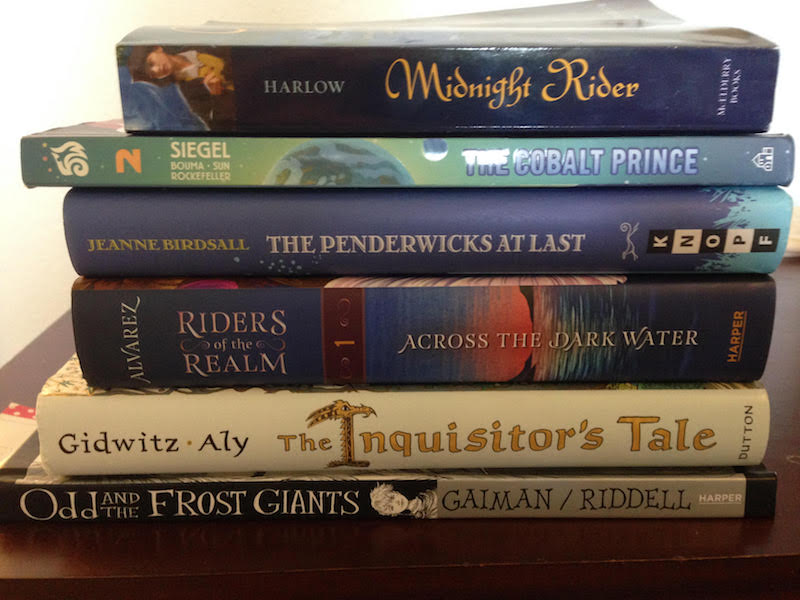 Students' Summer Reading Resolutions - SLO Classical Academy