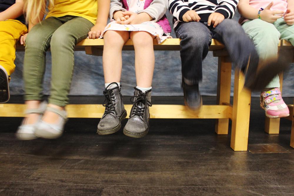picture day preschoolers